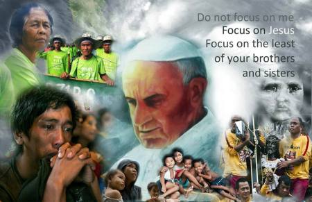 Pope Francis message